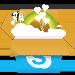 Установщик Skype
