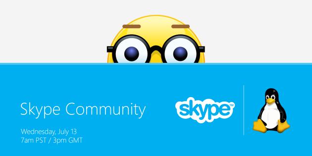Сюрпризы от Skype для пользователей Linux?!